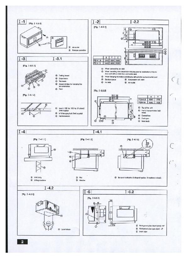 samsung air conditioner installation manual pdf