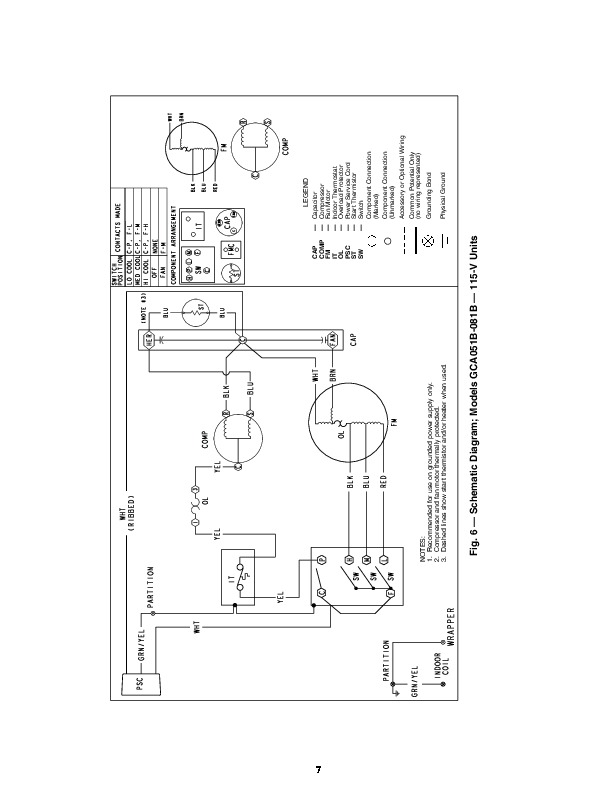 tcl air conditioner instruction manual