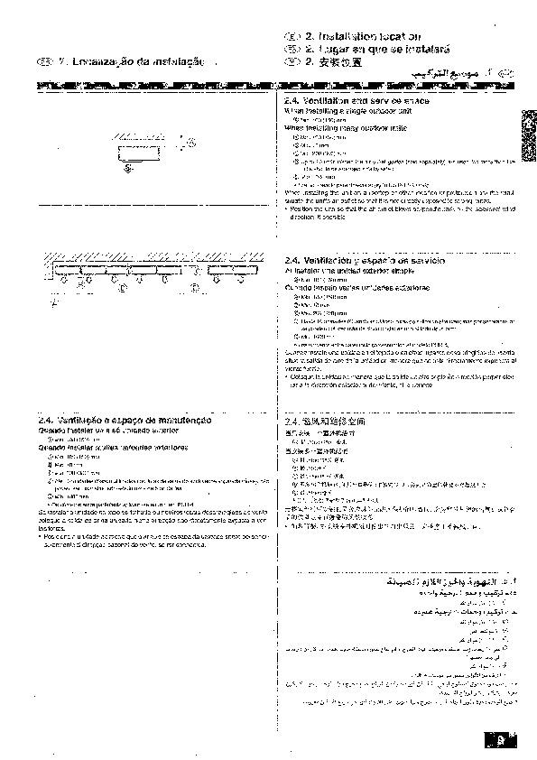 mitsubishi electric mr slim manual