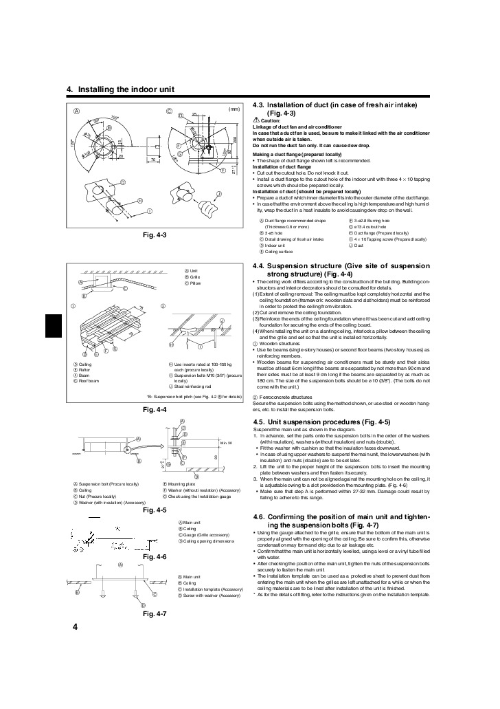 Mitsubishi Electric Owners Manual - 4 of 144