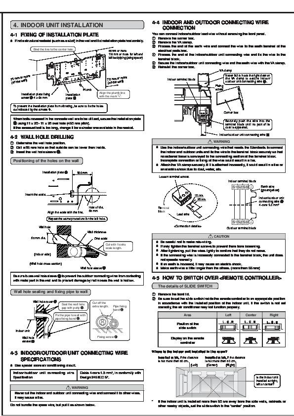 mitsubishi electric manual air conditioning free owners manual u2022 rh wordworksbysea com midea air conditioner installation manual lg air conditioner installation manual