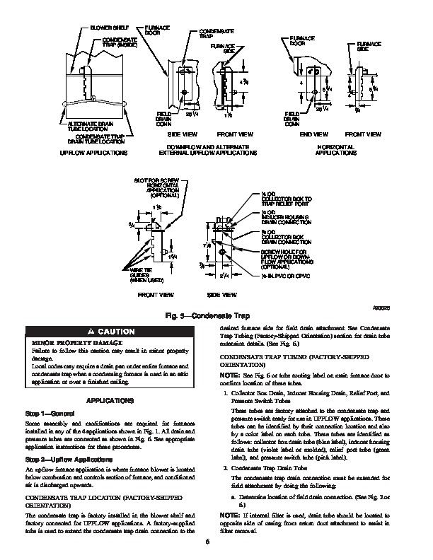 Carrier 58msa 11si Gas Furnace Owners Manual
