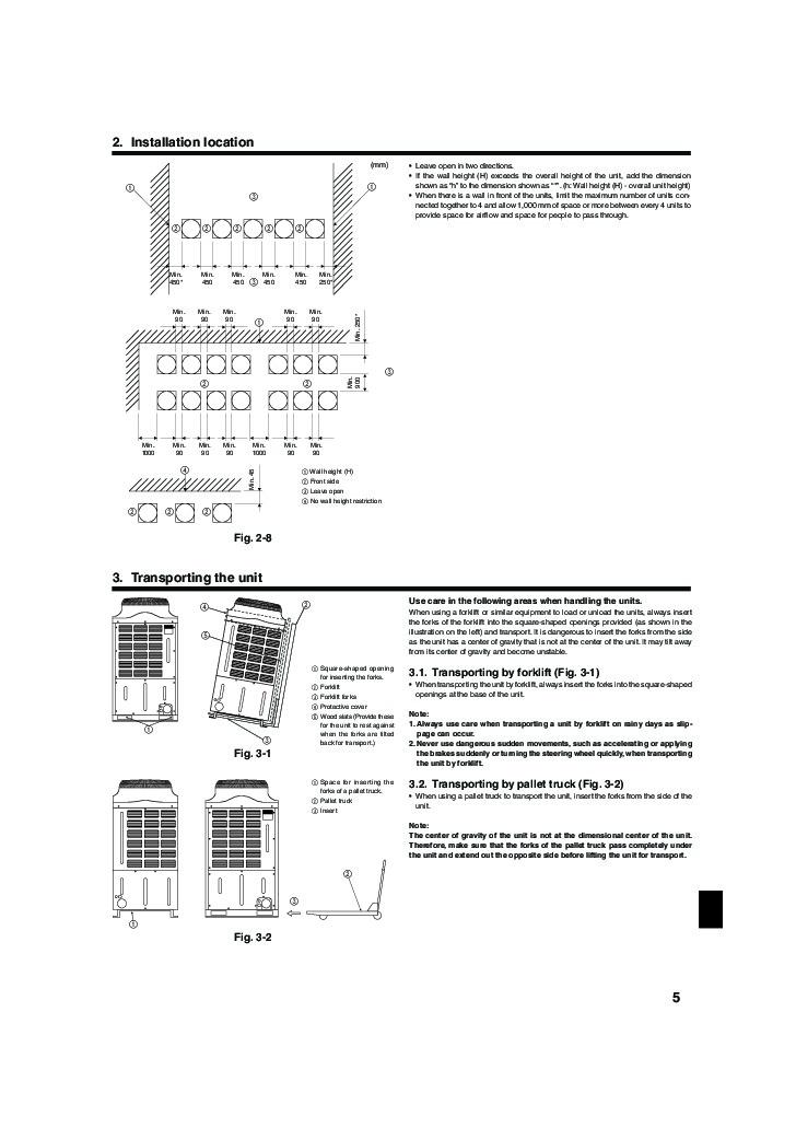 mitsubishi mr slim puhz rp200 250 yha a air conditioner