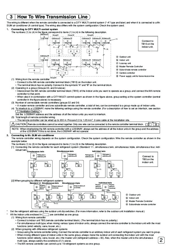 fujitsu air conditioning installation instructions