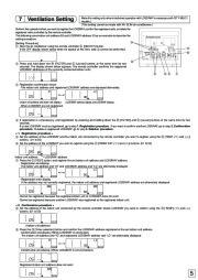 mitsubishi electric mr slim remote manual km09e