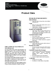 Carrier 58VMR 4PD Gas Furnace Owners Manual page 1