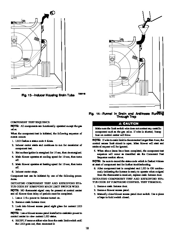Carrier 58msa 4sm Gas Furnace Owners Manual