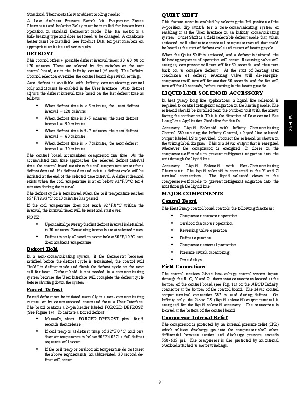 piu 12 air conditioner manual